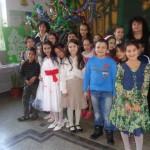 """Празнуване на Коледа в ОУ""""Христо Ботев""""с.Баница"""