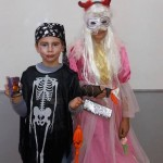 Отбелязване на Хелоуин в училище!