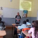 Интерактивен открит урок в пети клас по Човек и природа и География и икономика.