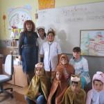 Открит урок с участието на медицинското лице в училището на тема Здравето е най-голямото богатство